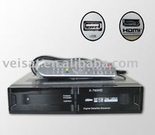 HD digital tv satellite receiver factory