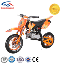 49 cc mini dirt bike with pull start for kids