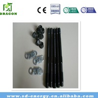 Jichai/Shengdong Gas/Diesel Generator Fast Moving Parts, cylinder head bolt & nut & washer