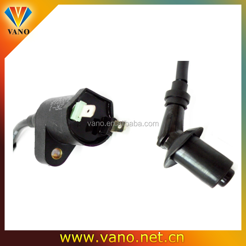 Fit for 4 stroke GY6 50cc/150cc Scooters 2 connection pins ignition coil motorcycle HT Coil