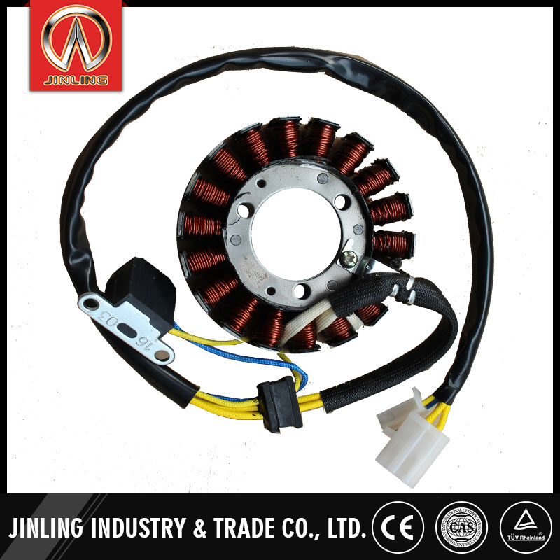 ATVs Parts STATOR ASSY-2.1.01.2010 for BUYANG FA-D300 H300 Quad Bike