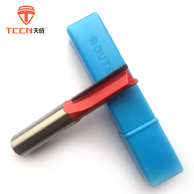 TCCN Wholesale China Goods Tungsten <strong>Carbide</strong> Two Flutes Straight Router Bits For Woodworking