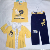 Children Baby Boys Clothing Sets