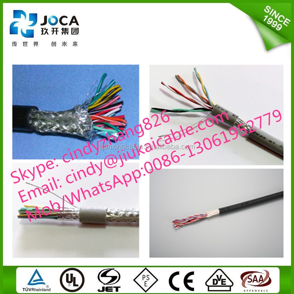 Factory Price awm 80 deg C 300 Vac UL VW-1 ul2464 non-shield cable/CSA AWM 2464 cable/ul vw-1 csa ft1 cable