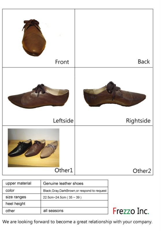Genuine leather manish odm men shoes oem wanted