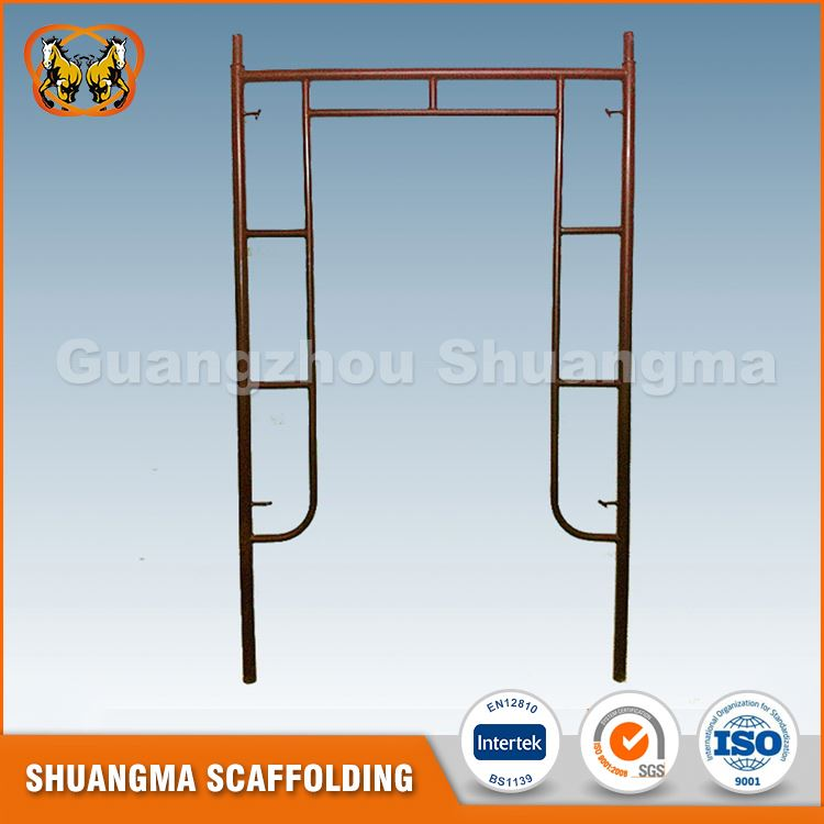 Factory in guangzhou wide application scaffolding a frame