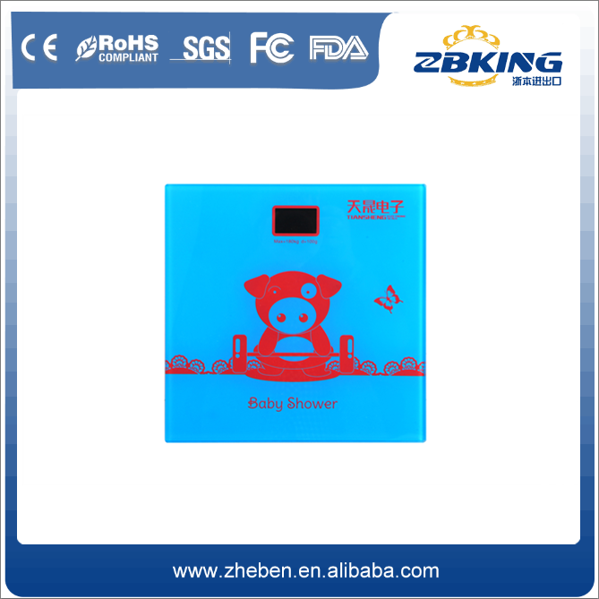 China hot small bathroom scale electronics TS-2012A