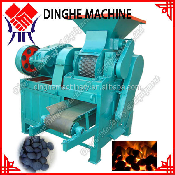 Coal bricks machine / Charcoal bricks machine / Bricks making machine