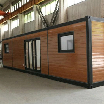 2019 popular 40ft shipping container modular house with CE certificate