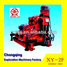 Cheapest XY-2F Spindle Type Portable Mobile Ground Hole Drilling Machine of Core Drilling Rig