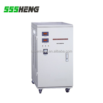 Servo type Automatic Voltage Stabilizer AVR 15KVA Voltage Stabilizer