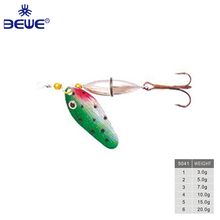High Quality Micro Spoon Fishing Lure for Sale