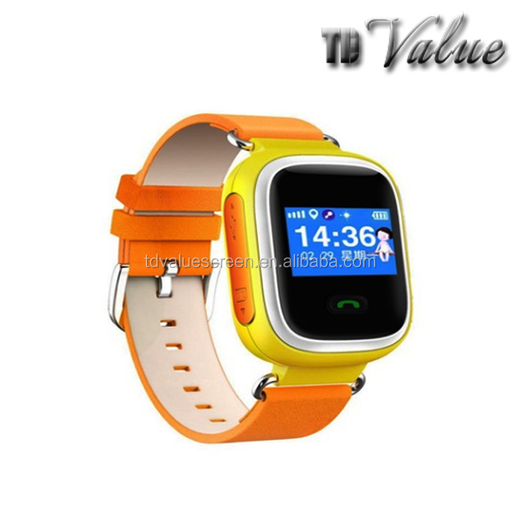 luxury Kids smart watch q60 with Phone number blacklist for kids