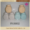 Wholesales colorful Ceramic salt pepper and shaker