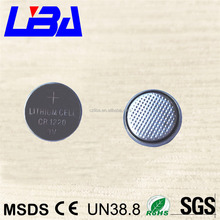High quality Lithium battery & Button cell batteries CR 1220