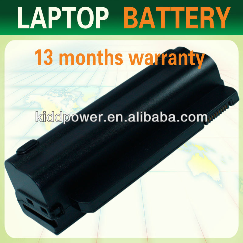 2014 HK Fair! Compatible Extended Laptop Battery for dell W953G, C901H, Y635G Mini 9 Inspiron 910