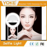 Manufacturer LED Ring Flash Fill Selfie Light Lamp Outdoor Lighting For Mobile Phone