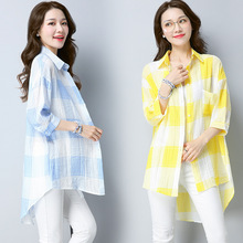 sunscreen clothing girls long Korean large sunscreen clothing