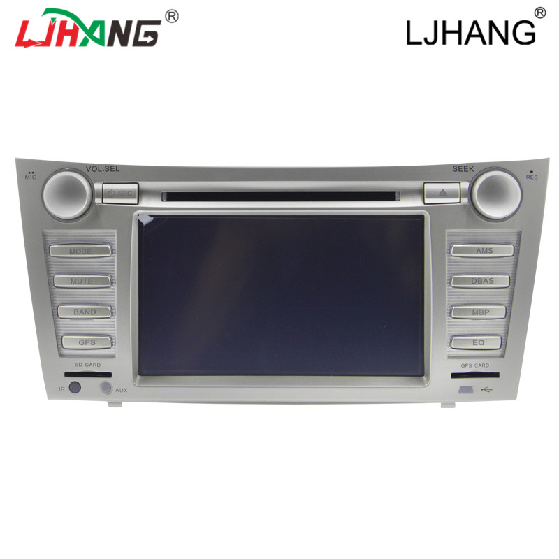 car dvd player for T oyota camry gps navigation Car Stereo Player BLUETOOTH/DVD/VCD/CD/MP4/MP3/AM/FM