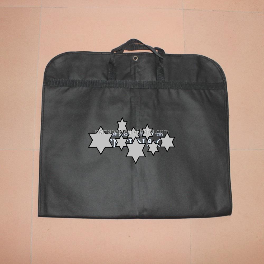 wholesale cotton fabric garment bag wholesale cloth