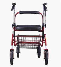 The Factory Sales Rollator walker Four Wheel Rollator Walker Exercise Walker
