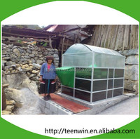Teenwin DIY stable portable food refuse treatment system
