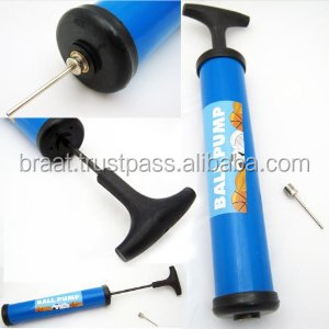 ball hand air pump / ball air pump blue / best air pump for balls