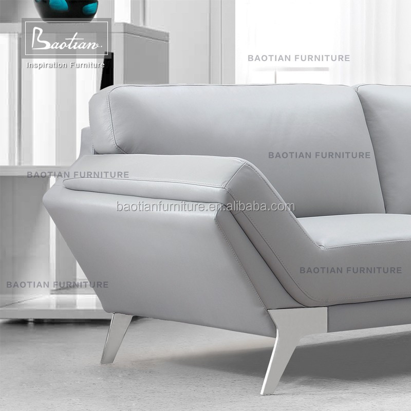 Saudi Arabia sales first stainless steel modern sofa furniture