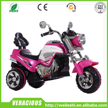 High cost performance classical kids' motorcycle baby cheap ride-on car for sale