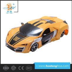 2.4GHZ sumo jumping bounce flexible wheels stunt toy rc car as speed king