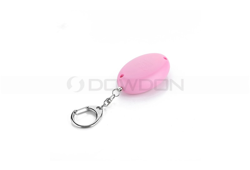 Anti-attack Personal Security Alarm Portable Keychain Alarm for Women Elder