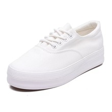 High Quality Fashion Cool Flat Casual Canvas Shoes For Women