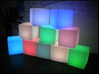 NEW!!! 2013 Fancy Cheap Home Line Furniture Set LED with 16 Color Changing, Light up Your Fashion!