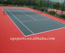 hot sales good quality SGLH pp interlocking regulation basketball court sports flooring