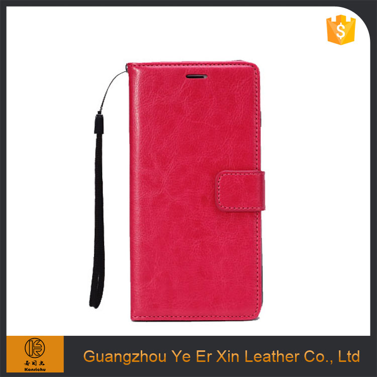 China factory free sample PU leather mobile phone accessories case for iphone 6 7 7plus