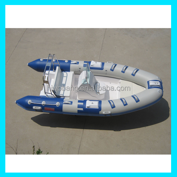 Speed V hull RIB Inflatable Boat Made In China