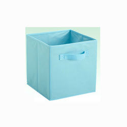 kids toy storage box with lid,oem non woven fabric foldable underwear storage box