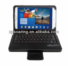 Wireless Bluetooth Keyboard leather case For Samsung Galaxy Tab 3 8.0 T310