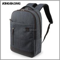 Kingslong Business Bag Men Laptop Backpack Book Bag Notebook Case Computer Back Pack NEW