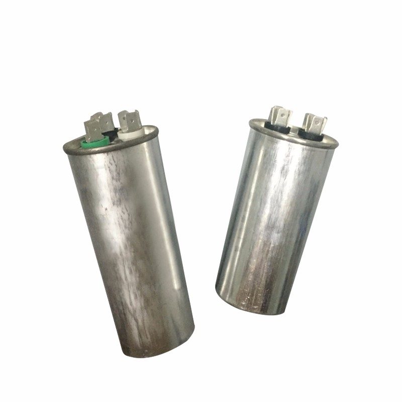 Hot Sale 35uF 450V Ac Motor aluminum Film Capacitor