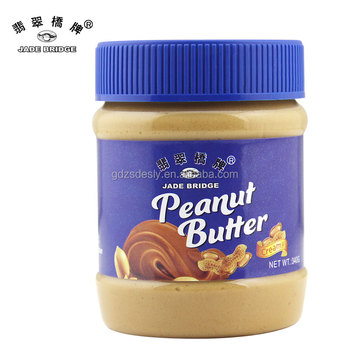Exclusive taste canned peanut butter made in China