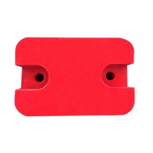 Custom Anti Shock Large Hard Rubber Hole Block