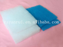 Polyester wadding /Spraying collodion cotton/filter material (FACTORY)