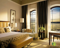 Luxury Hotel High Quality Blackout Drapes and Curtains