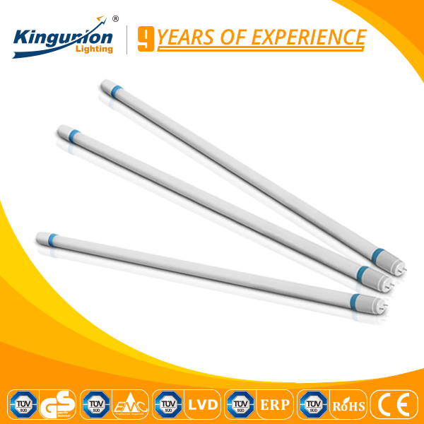 No bend no yellow Nano 18w led lighting with CE ROHS T8 LED Tube lights flicker free tube t8 led lights