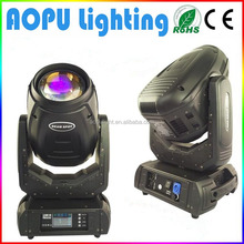 Robe pointe beam 280w sharpy 10R 280 beam spot wash 3 in 1 moving head light
