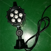waterproof led working light battery powered construction light M1