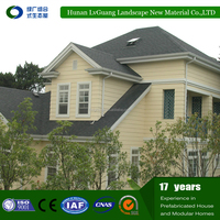 high quality prefab house 2016 prefab showroom structure warehouse,made in China prefab house florida