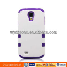 New Rubber Hard back Case Cover For Samsung Galaxy S4