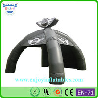 populat hot sale party tent 4x8, Advertising Inflatable Arch Tent Billboard, Advertising Inflatable Arch